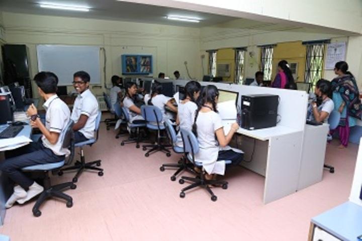 Cochin Refineries School-Computer Lab