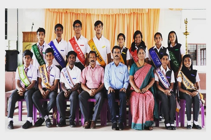 Cooperative Public School-Investiture Ceremony