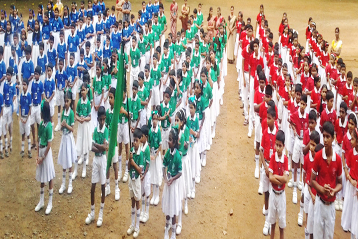 Cooperative Public School-Morning Assembly