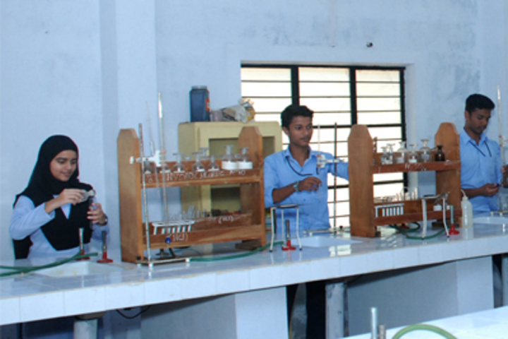 Crescent Central School-Chemistry Lab