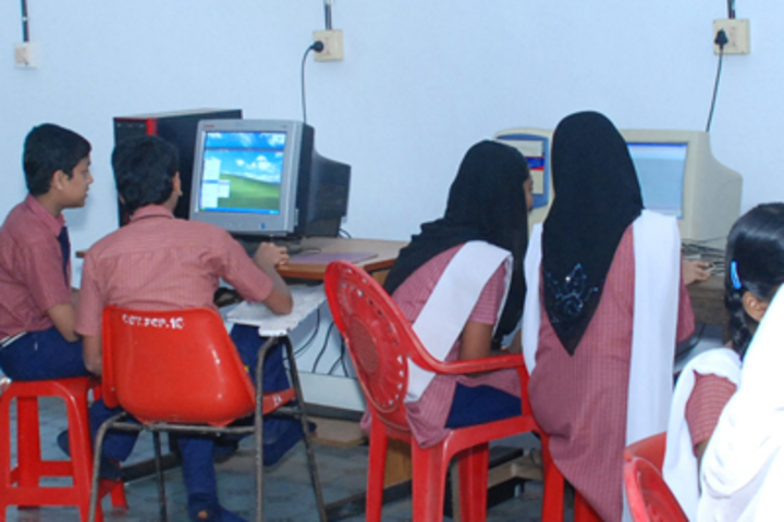 Crescent Central School-Computer Lab