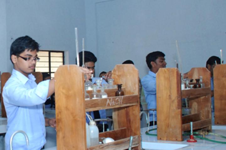 Crescent Central School-Maths Lab