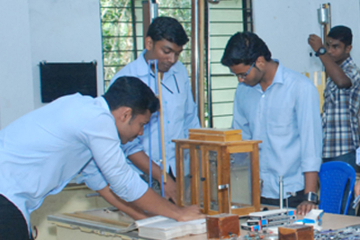 Crescent Central School-Physics Lab