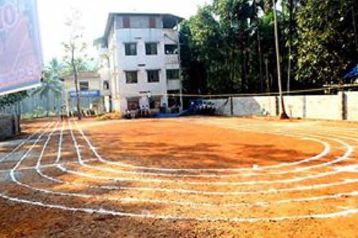 Crescent English School-Sports playground