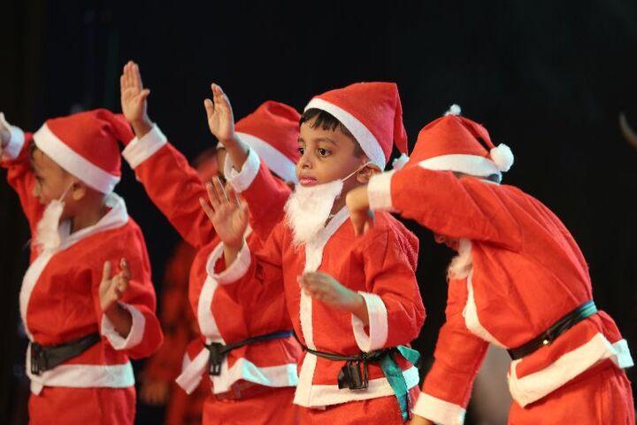 Crescent Public School-Christmas Celebrations