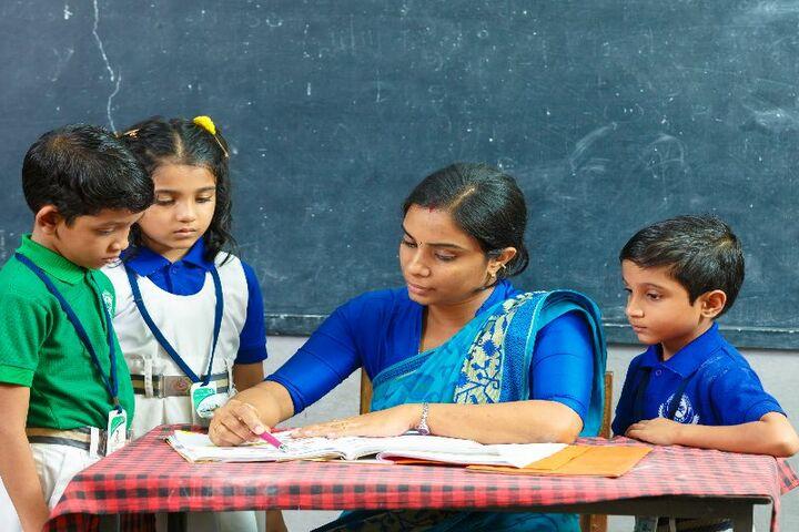Crescent Public School-Classroom