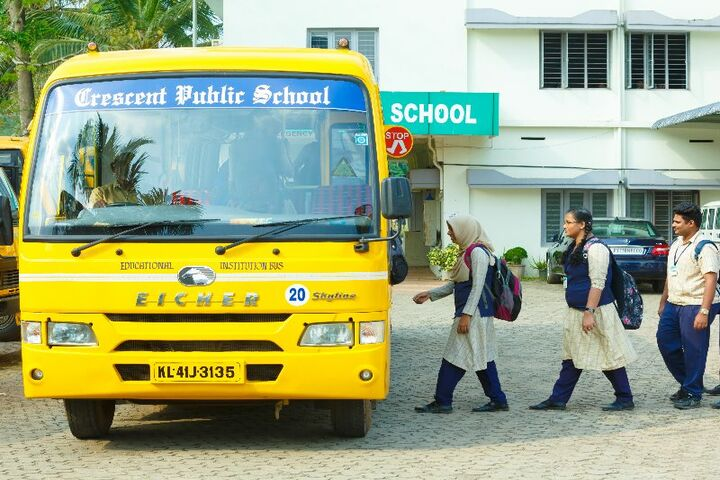 Crescent Public School-Transport