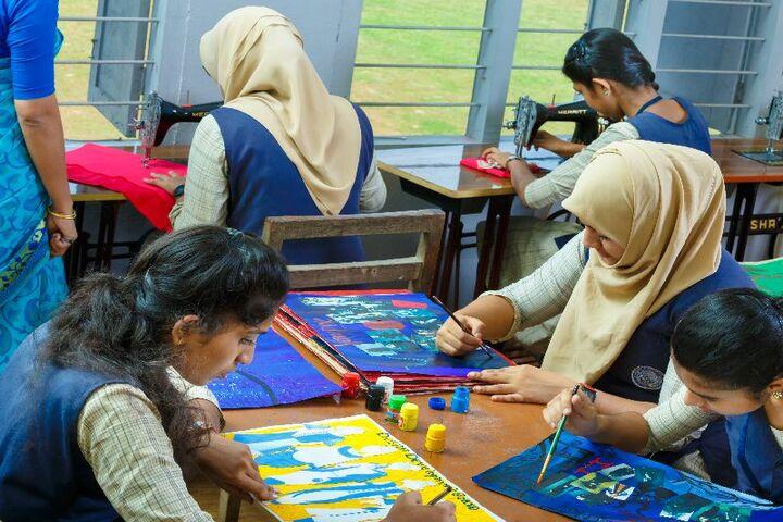 Crescent Public School-painting Competition