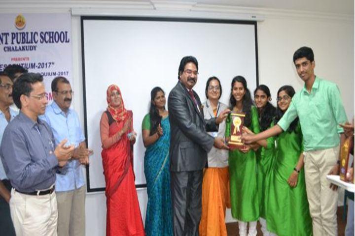 Crescent Public School-Annual Prize Distribution