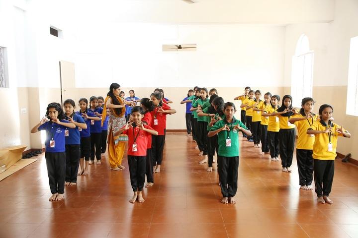 Crescent Public School-Dancing Activity