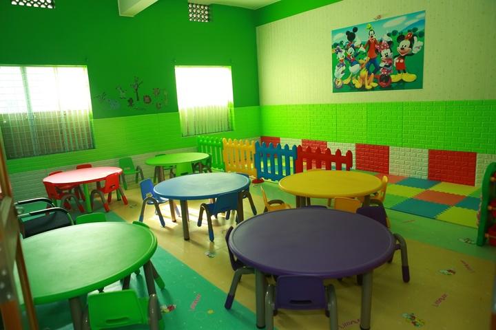Crescent Public School-KG Classroom