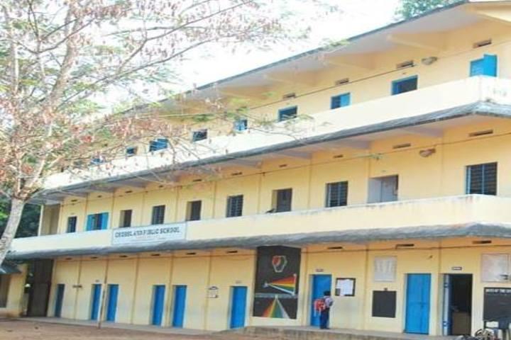 Cross Land Public School-School Building