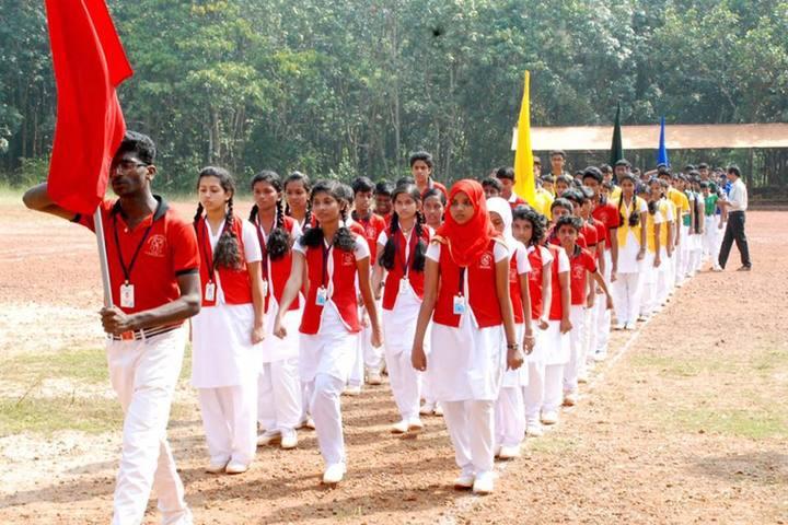 Cross Land Public School-Sports Day