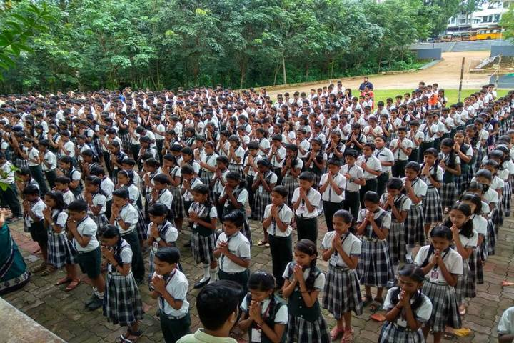 Crossroads Central School-Morning Assembly
