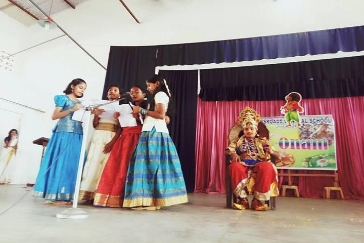 Crossroads Central School-Onam Celebrations