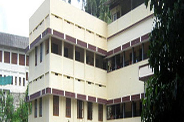 Crossroads Central School-School Building