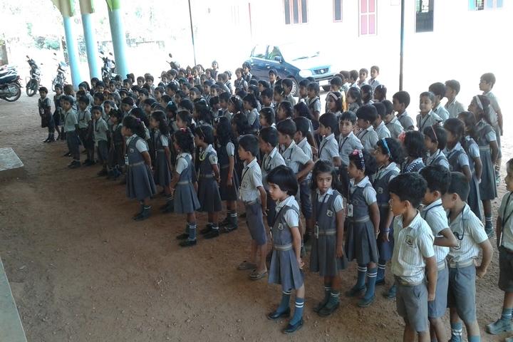 Darul Hikam Residential School-Morning Assembly