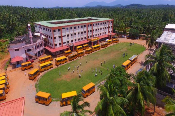 Darul Huda English Medium School-Campus Building