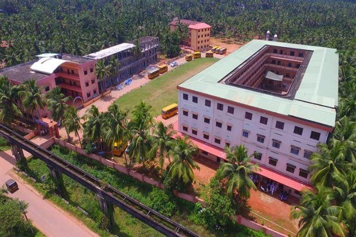 Darul Huda English Medium School-Campus Overview