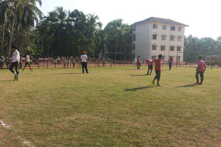 Darul Huda English Medium School-Ground