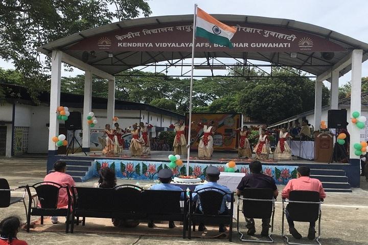 Kendriya Vidyalaya-Independences Day