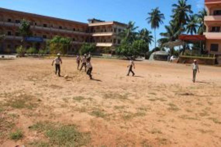 Darul Hudda Endlish Medium School-Play Ground