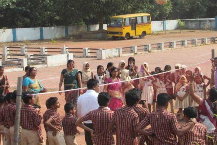 Darusalam English Medium School-Outdoor Games