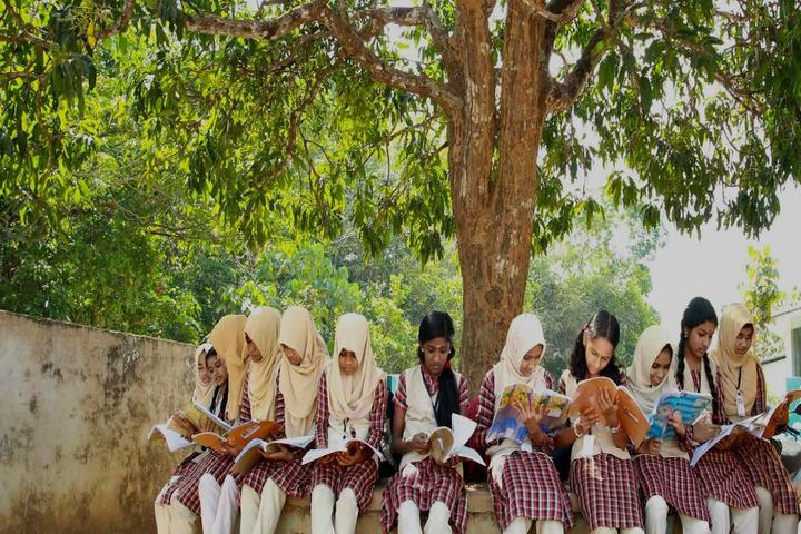 Darusalam English Medium School-Students