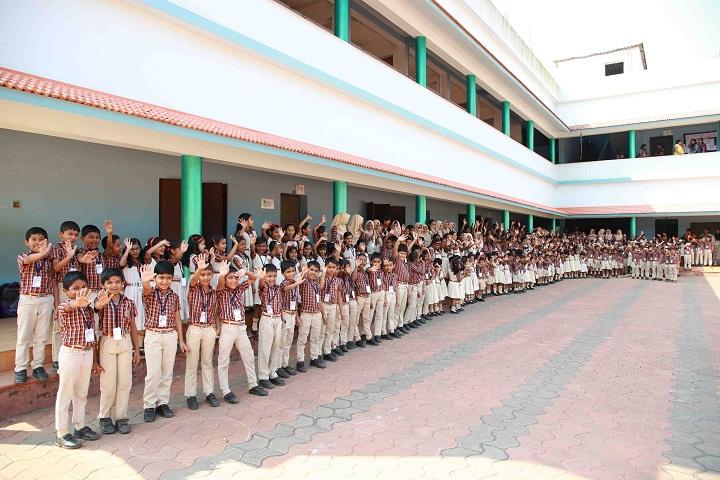 Darusalam English Medium School-Group Photo