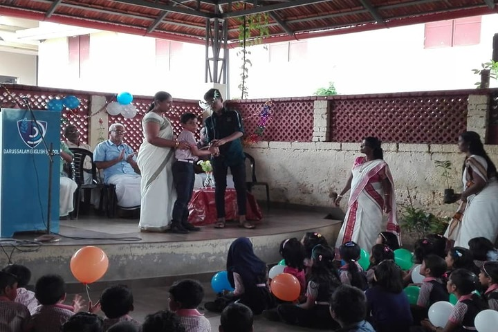 Darussalam English School-Annual Prize Dstribution