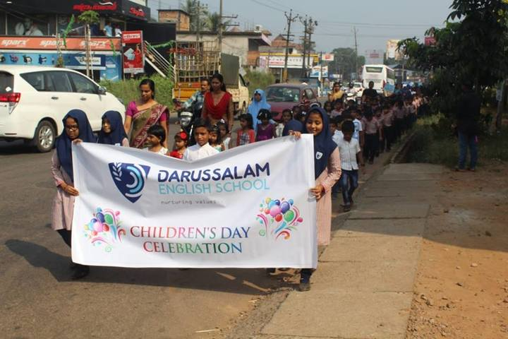 Darussalam English School-Childrens Day