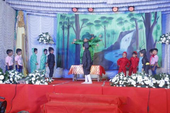 Darusslam Public School-Annual Day