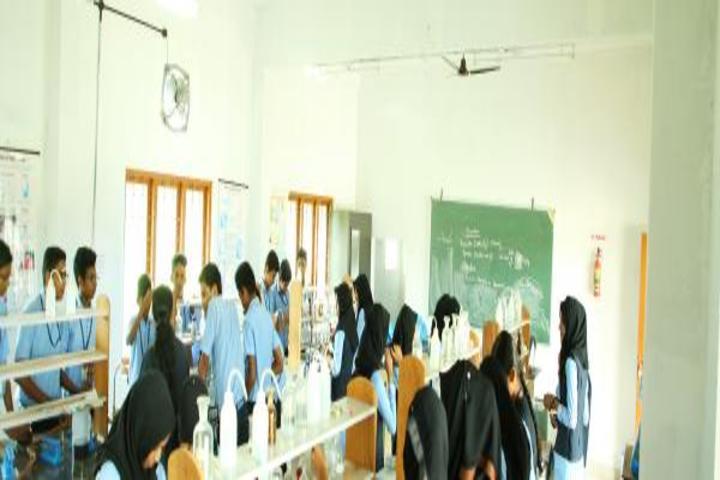 Darusslam Public School-Chemistry Lab