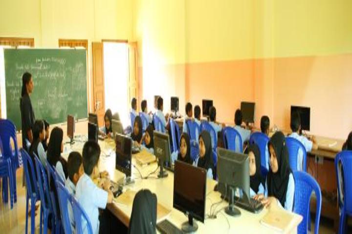 Darusslam Public School-Computer Lab