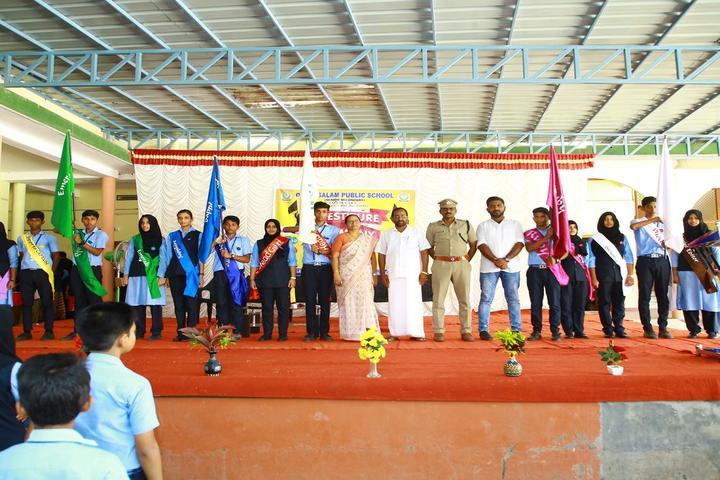 Darusslam Public School-Investiture Ceremony