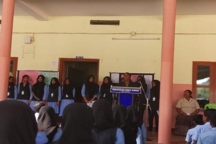Darusslam Public School-Reading Day