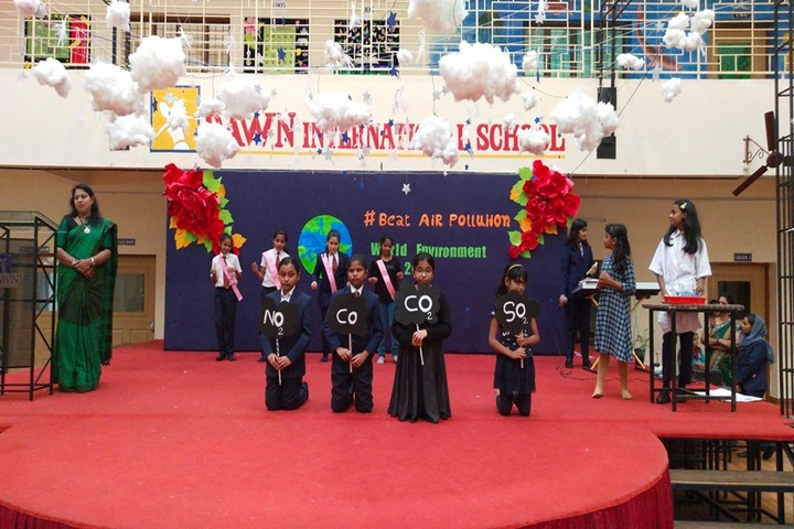 Dawn International School-Environment Day