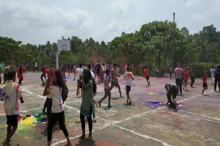 Dawn International School-Holi Celebrations