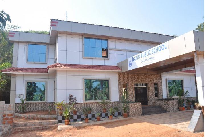 Dawn Public School-School Building