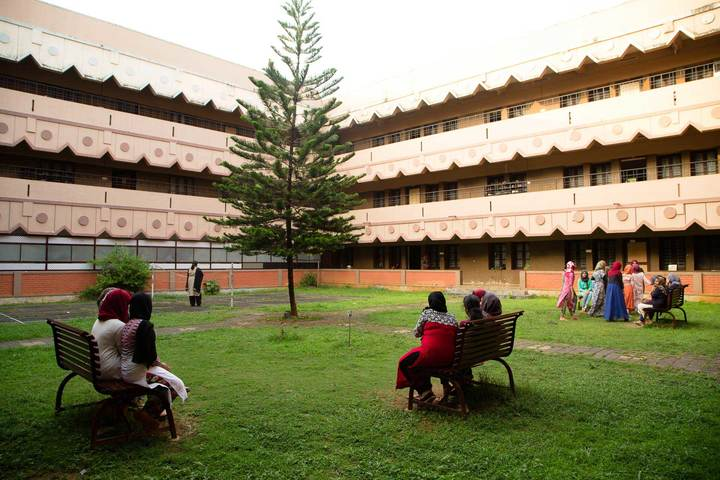 Dayapuram Residential School-Hostel