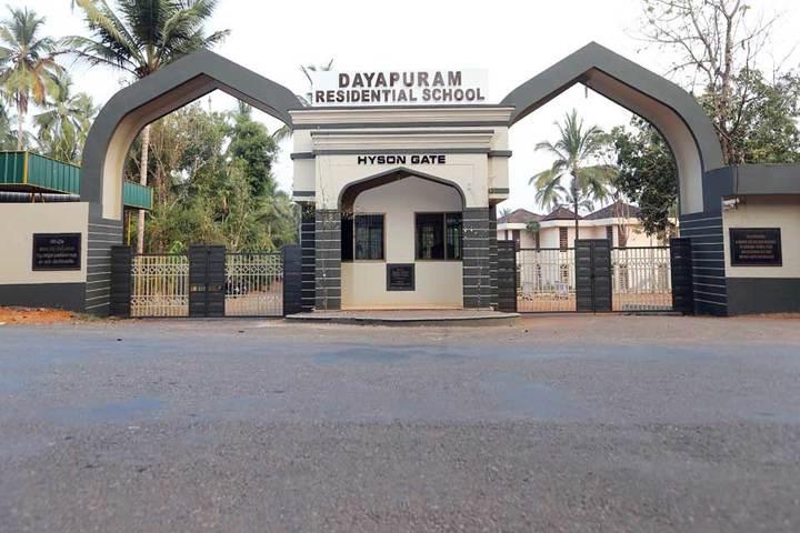 Dayapuram Residential School-School Building