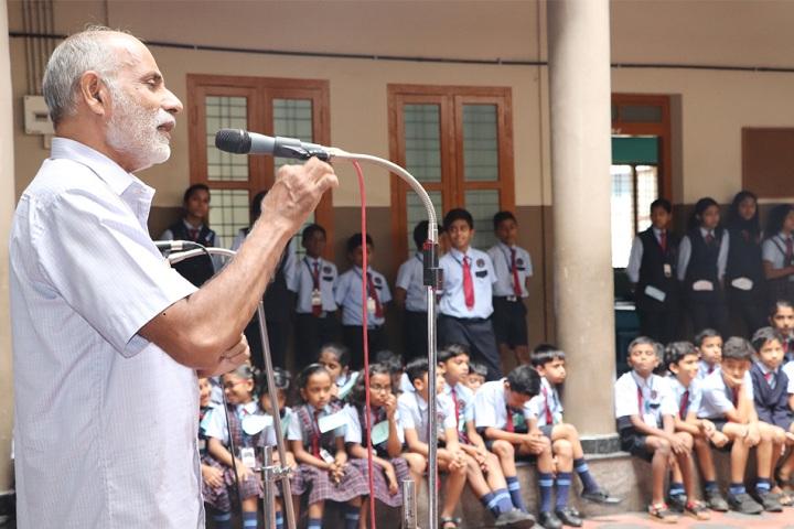 De Paul Public School-Speech