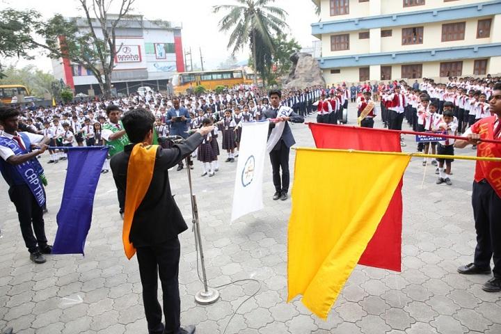 De Paul Public School-Sports day