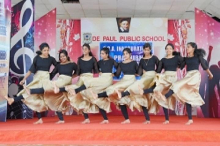 De Paul Public School-Dance