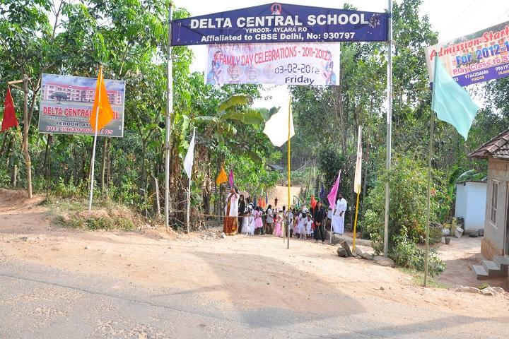 Delta Central School-Family day celebration