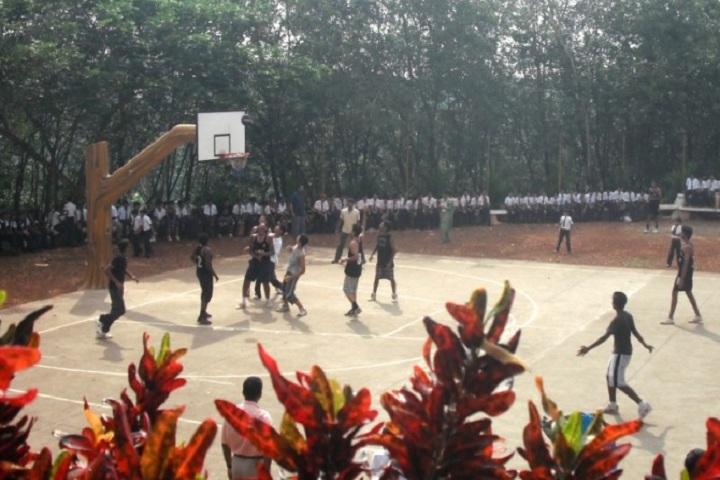 Devagiri CMI Public School-Playground