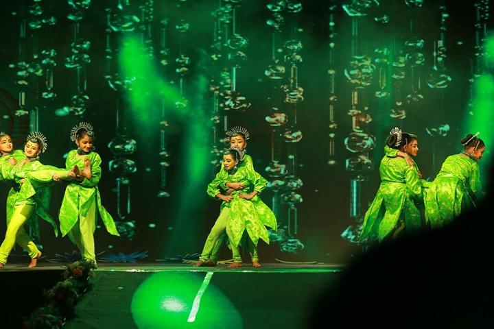 Devamatha CMI Public School-Dance