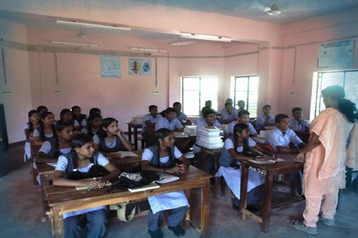 Dr Ambedkar Vidya Niketan-Classroom