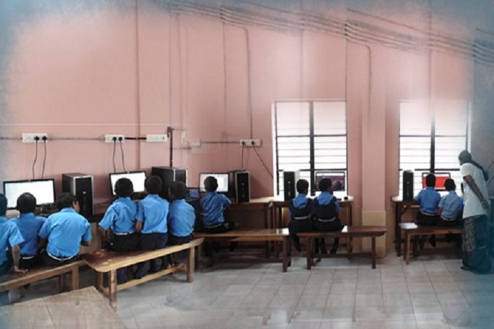 Dr Ambedkar Vidya Niketan-Computer lab