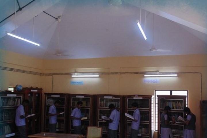 Dr Ambedkar Vidya Niketan-Library